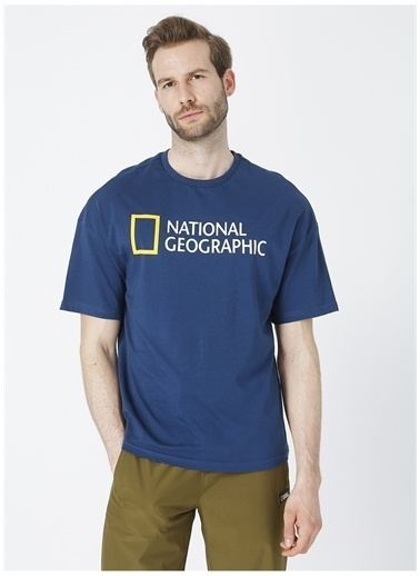 National Geographic National Geographic T-Shirt Petrol